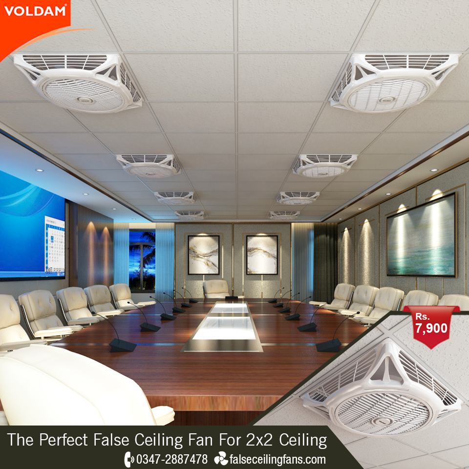 Voldam False Ceiling Fan False Ceiling Ceiling Fan Ceiling Design