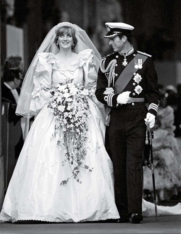 Rare, unseen Princess Diana photos Princess diana wedding