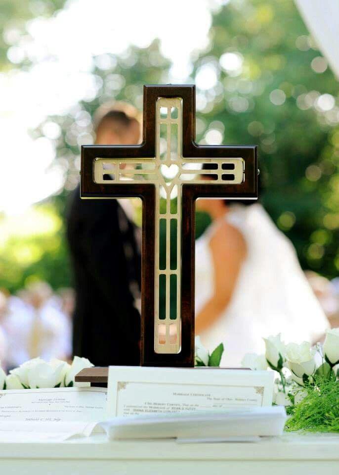 Unity Cross Wedding
