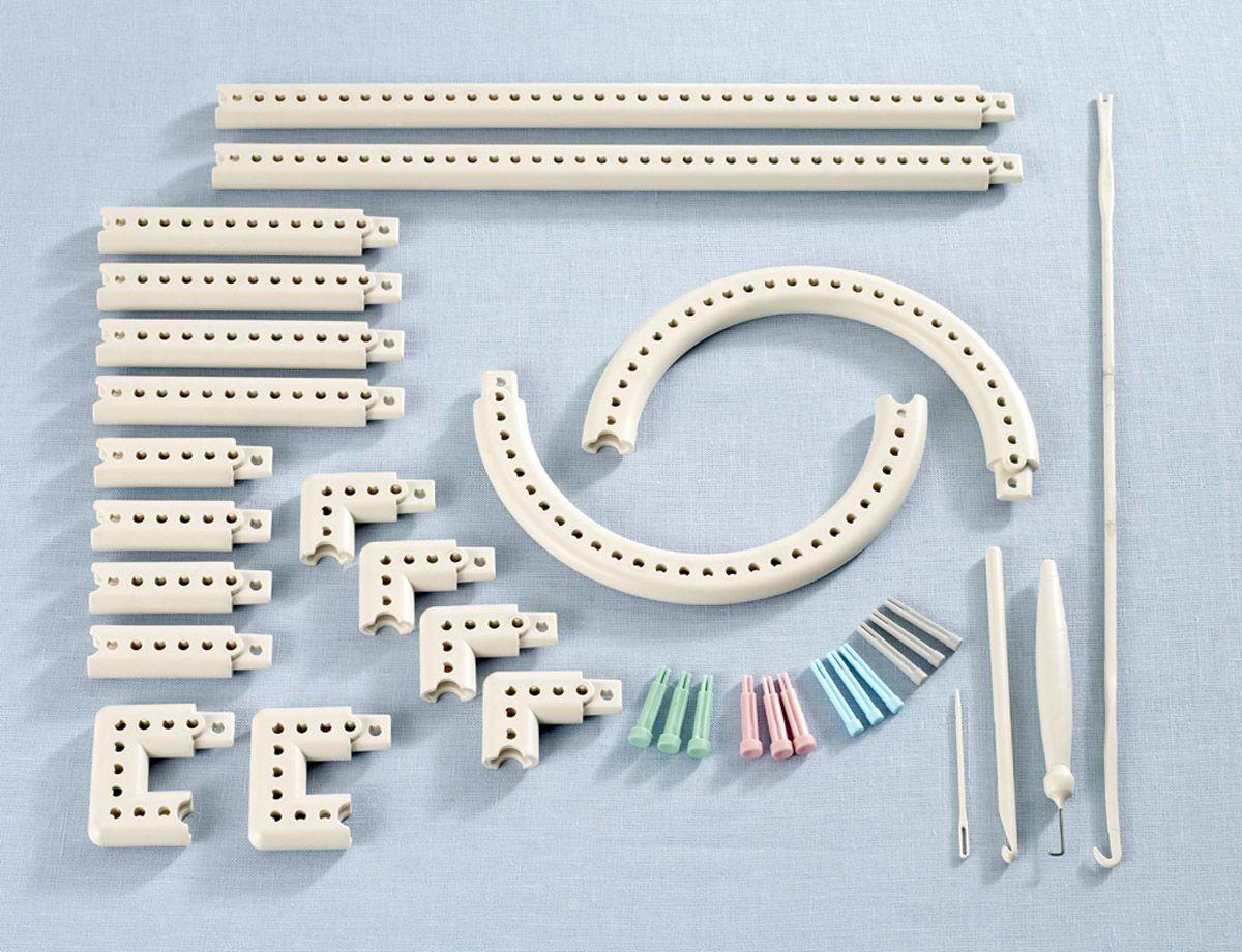 Martha Stewart Crafts™ Knit & Weave Loom Kit | BlueRose woven ...