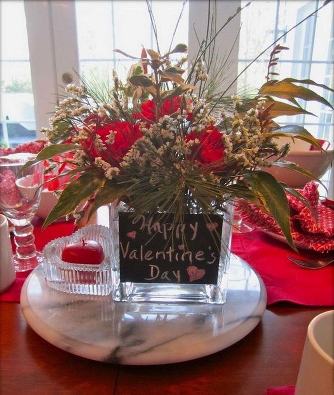 inspiring valentine centerpieces table decorations30 valentine s rh pinterest com