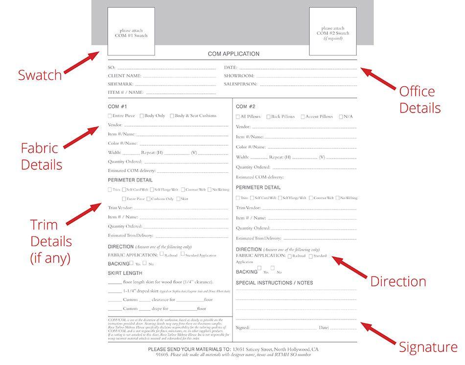 Internal Paperwork Feb2016 Diploma Of Interior Design