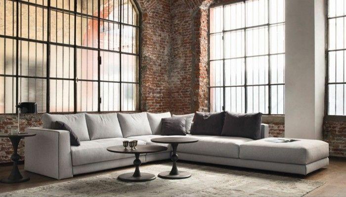 Le Canape Design Italien En 80 Photos Pour Relooker Le Salon Canape Design Italien Canape Design Canape Luxe