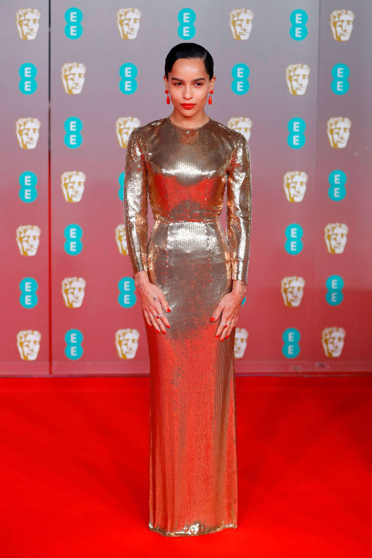 The Best Red Carpet Fashion At The Baftas 2020 In Pictures In 2020 Bafta Red Carpet Red Carpet Fashion Pink