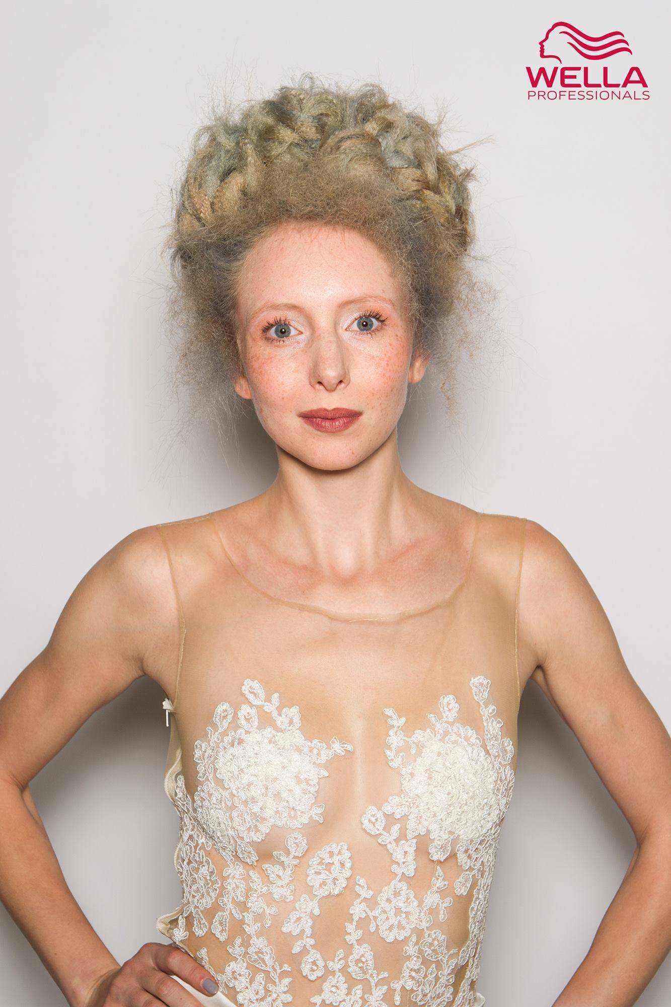 Bronze Creative Vision Winner: Nadine Röver-Eilmes, Kaschke die Friseure, Germany, Creative Vision