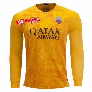 AS Roma 2018-19 Top LS Third Soccer Jersey  N52   163a28b47