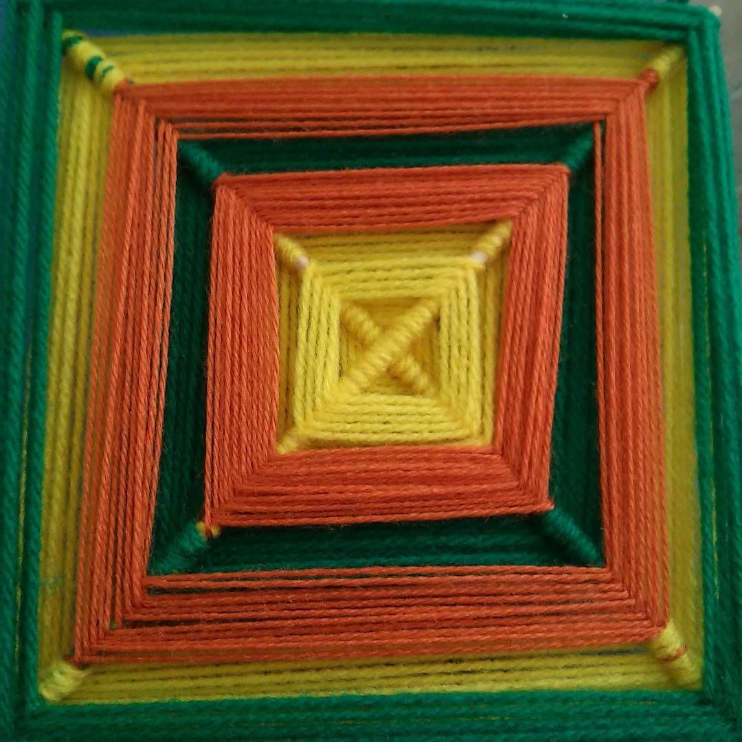 #artesanato. #lã #eduardosantos