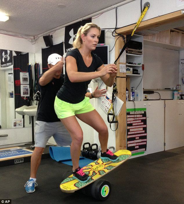 Lindsey Vonn ...she Has Come Back From Every Injury