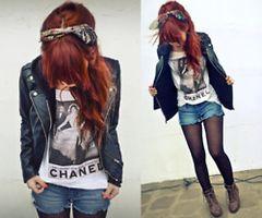 Really love her hair <3