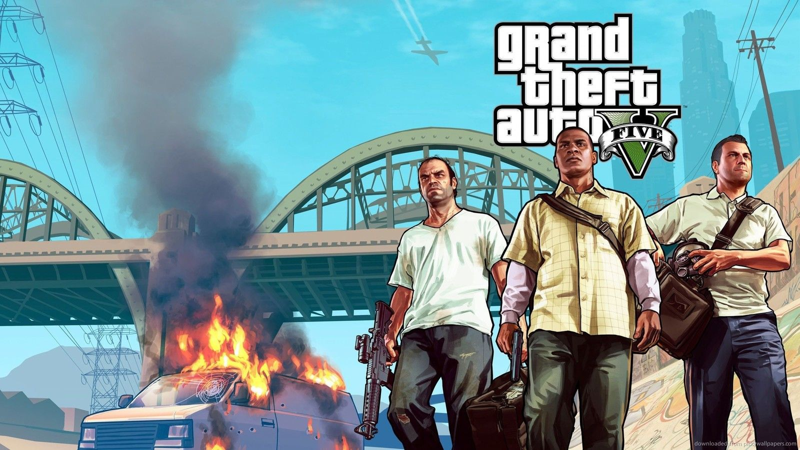 gta 5 wallpaper 1600x900 - wallpaper. | free wallpapers
