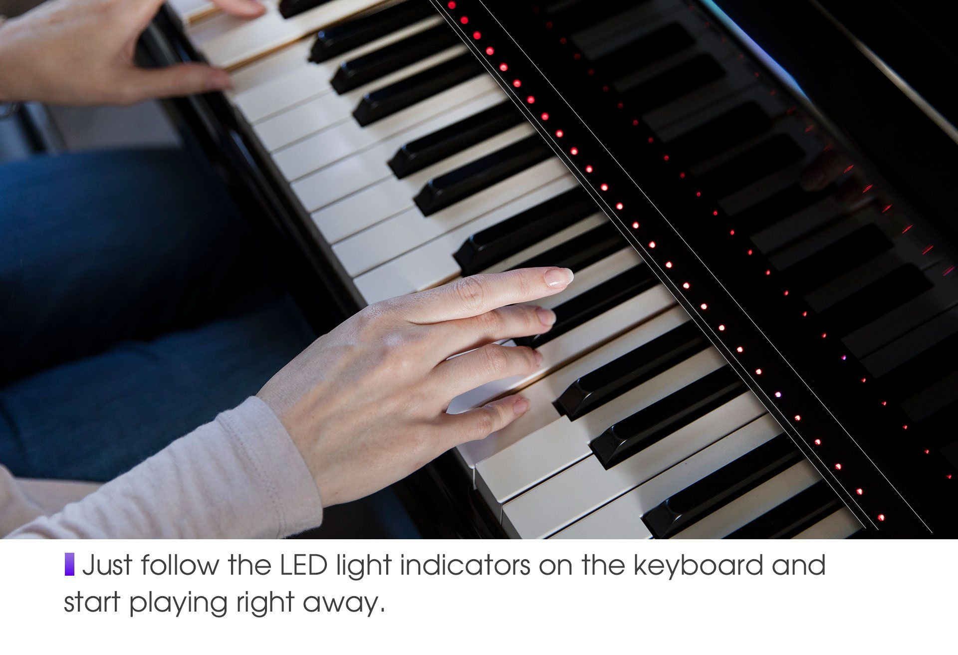 The ONE Piano HiLite in 2020 Play right, Piano, Video