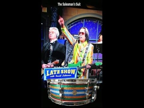 Todd Rundgren 30 Years on The Late Show with David Letterman - YouTube