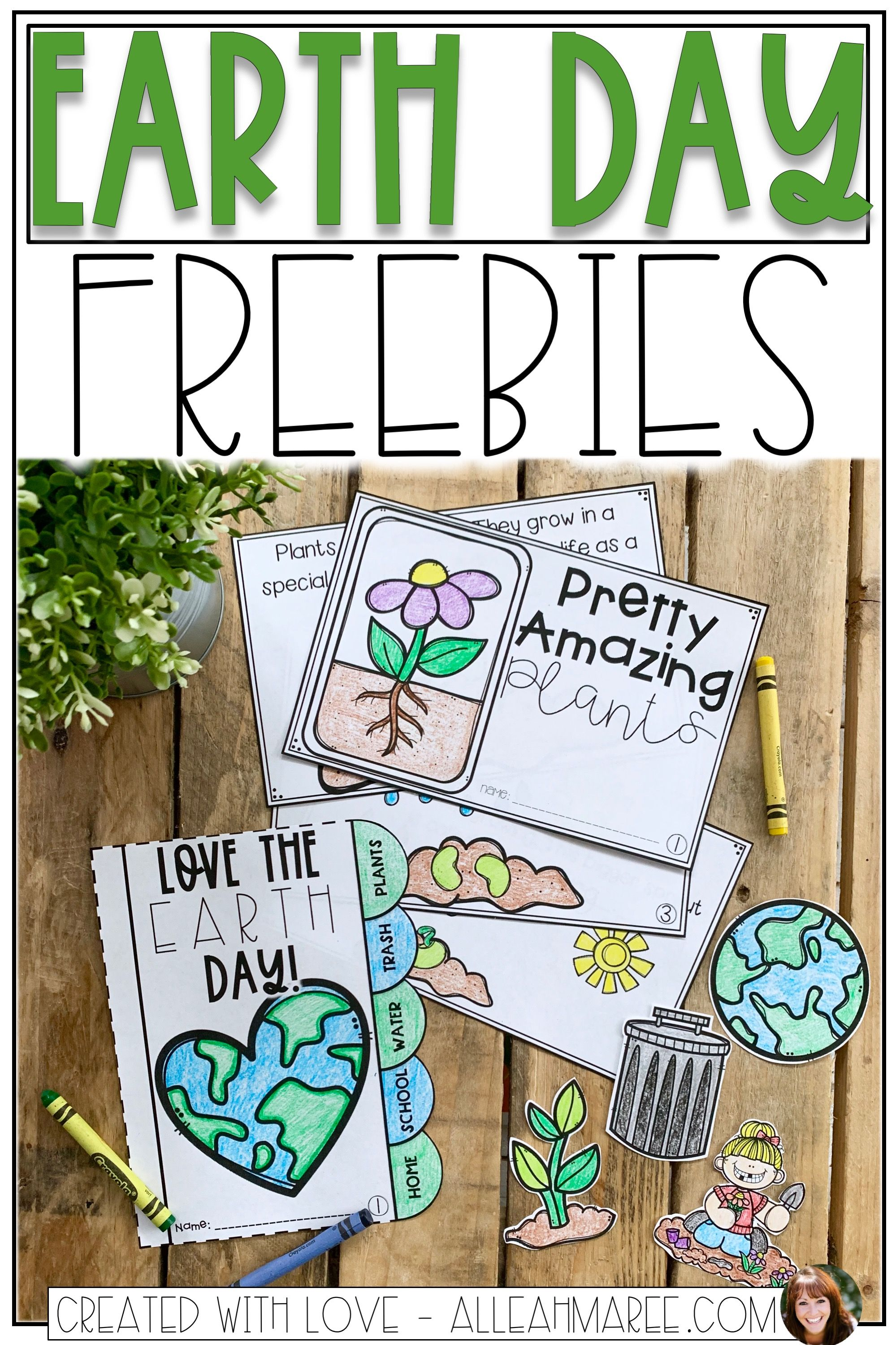 Free Earth Day Activities And Worksheets