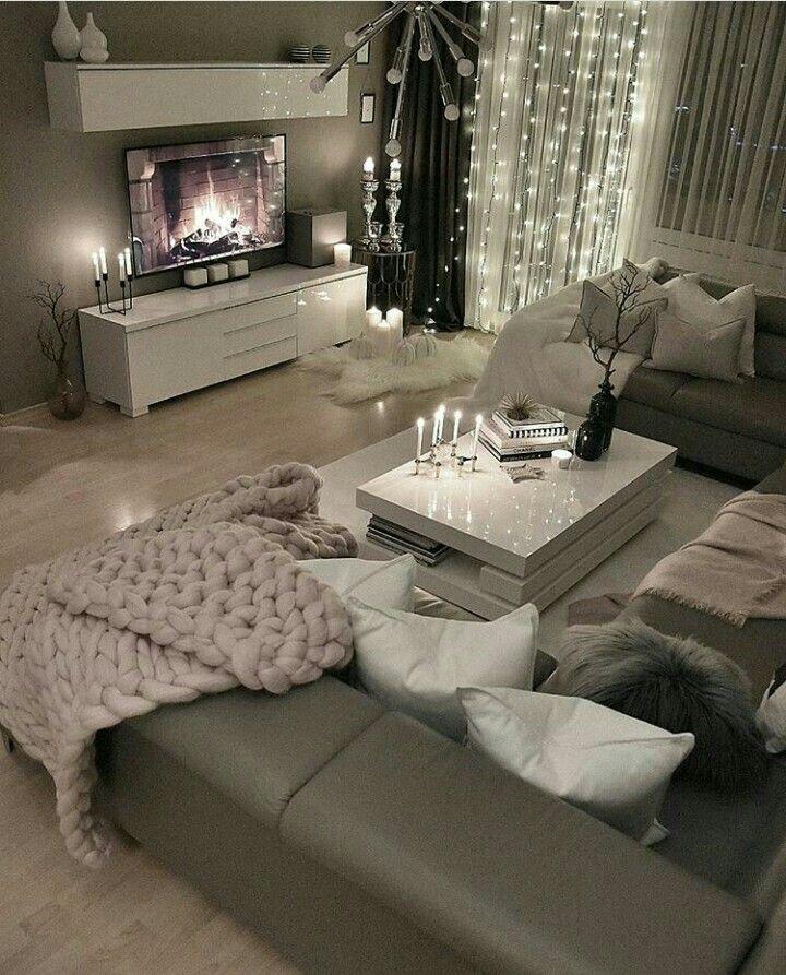 Big Cozy Living Room: Living Room Decor Cozy