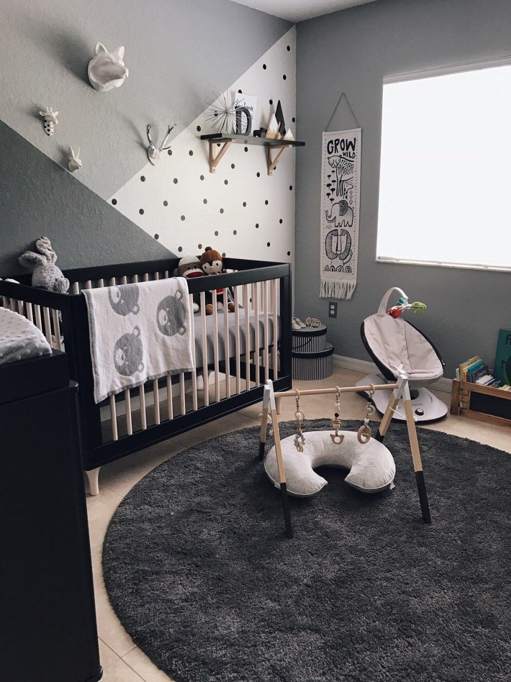 40 Baby Nursery Inspirations Part 1 | Decor Dolphin #baby