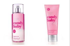 Product Review Victoria S Secret Beauty Rush In Candy Baby