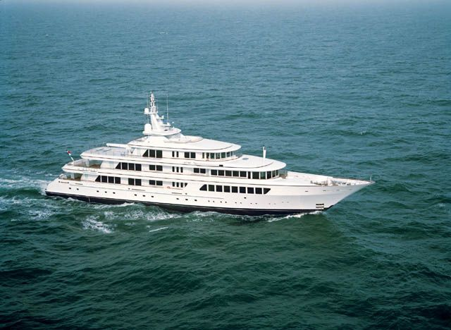 Curtis Stokes Yacht Photo Gallery Feadship Yat