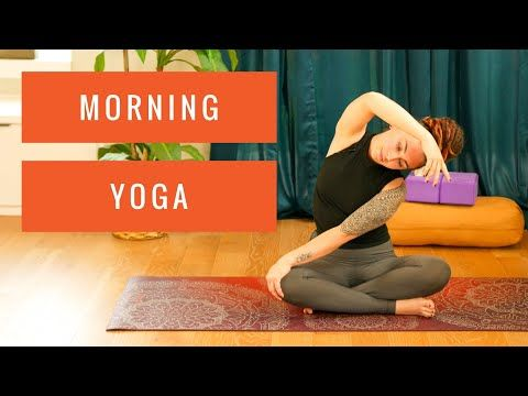 morning yoga  10 min full body beginner stretches for