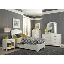 Loveryk Platform Customizable Bedroom Set