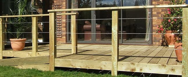 Wire Balustrade Kits and Stainless Steel Cable Railing