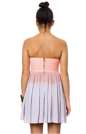 LACE BUSTIER DRESS PINK $78- CALL SPLASH TO ORDER 314-721-6442