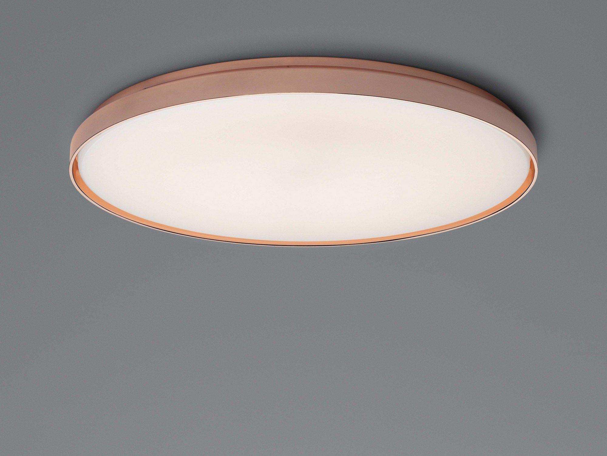 Flos Plafoniere : Clara lámpara de techo led deco