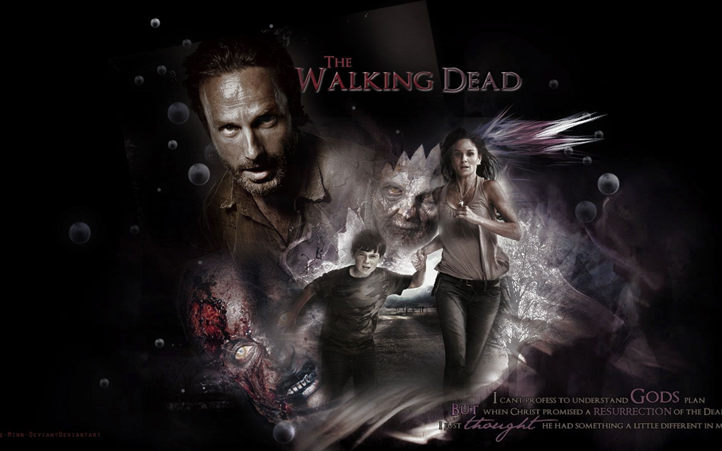 the walking dead | The Walking Dead Wallpaper - Download for free this widescreen ...