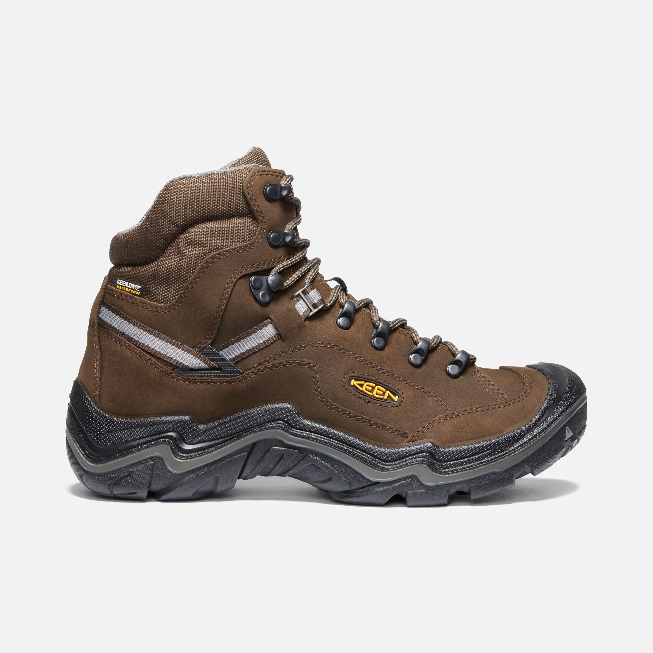 Men S Durand Ii Mid Wp Keen Boots