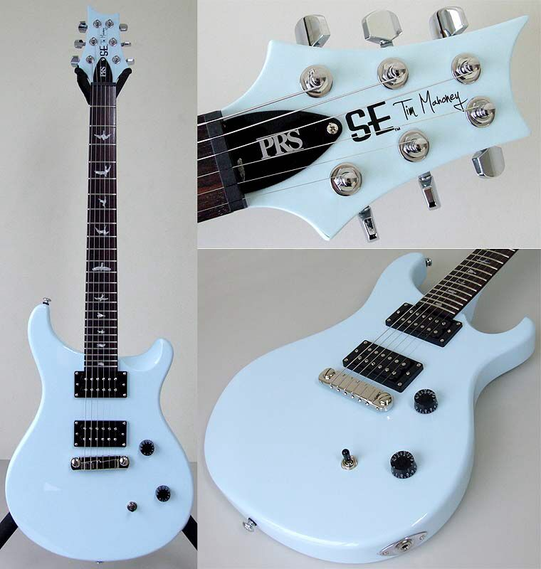 Tim Mahoney Guitar