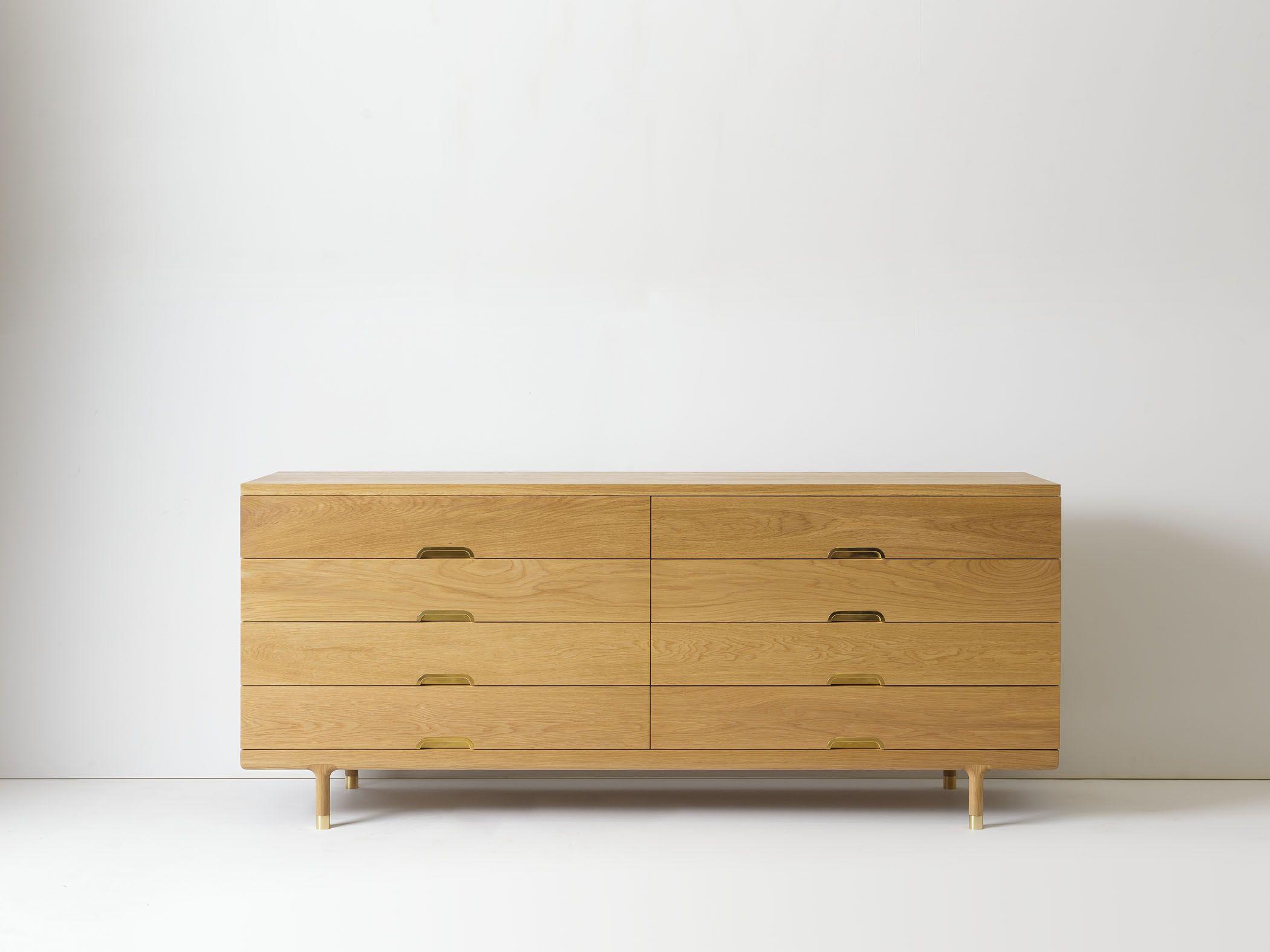 Simple Dresser Modern Solid Wood Dresser Kalon Studios Us Simple Dresser Solid Wood Dresser Modern Dresser Real wood chest of drawers