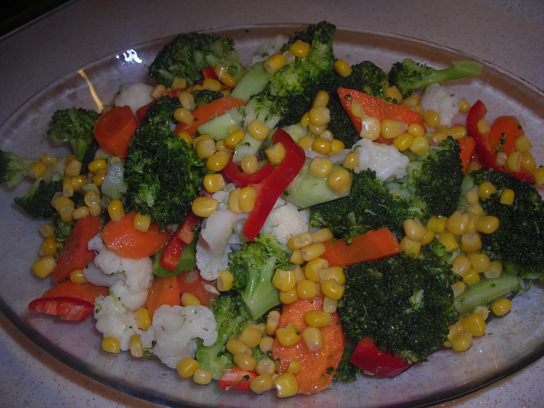 Limonlu Karnıbahar Salatası Videosu