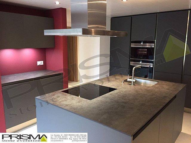 Prisma #Stone #Evolution #Piano #Cucina #Laminam #Ceramica #Cucine ...