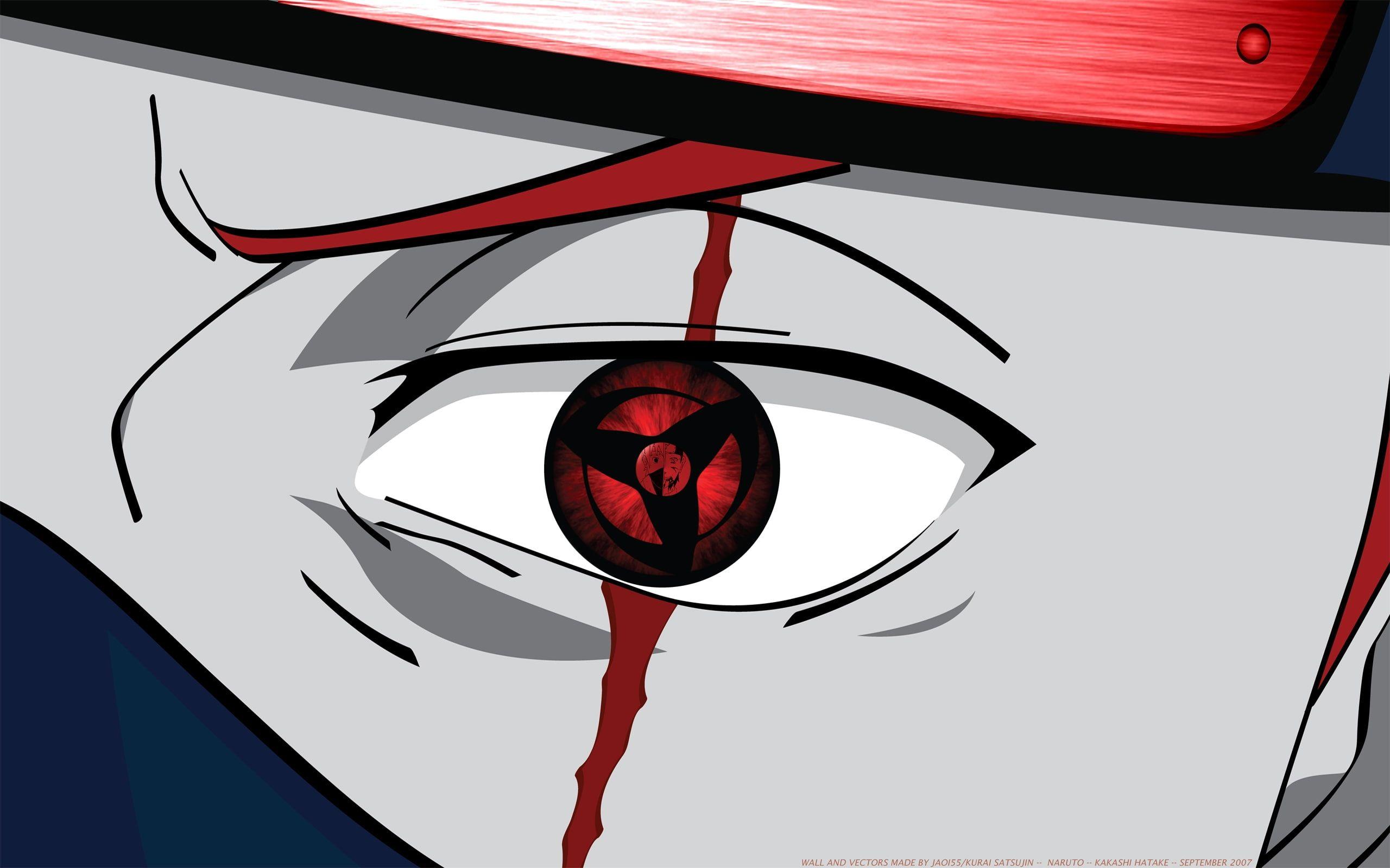 Naruto Shippuden Mangekyou Sharingan Kakashi Hatake 2560x1600 Anime Naruto Hd Art Naruto Sharingan Wallpapers Mangekyou Sharingan Kakashi Mangekyou Sharingan