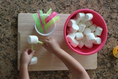 Playing House: Marshmallow Sculptures
