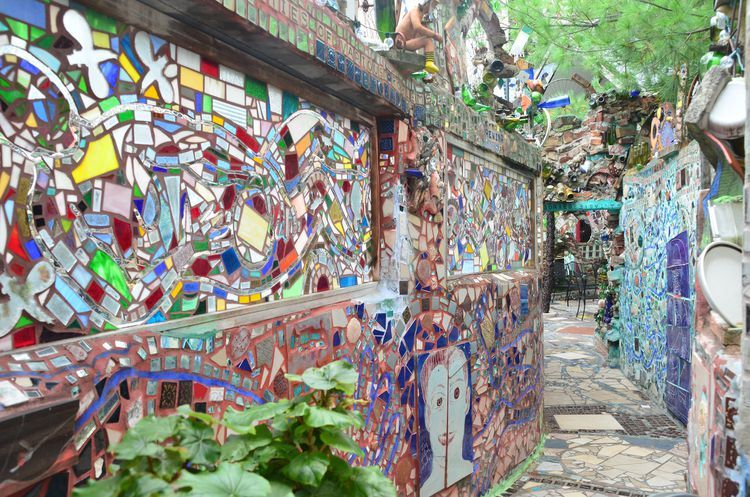 The Magic Gardens in Philadelphia The Complete Guide in