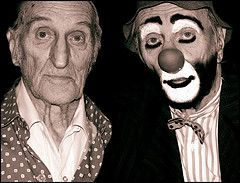 Billy Beck, Character Actor and Clown