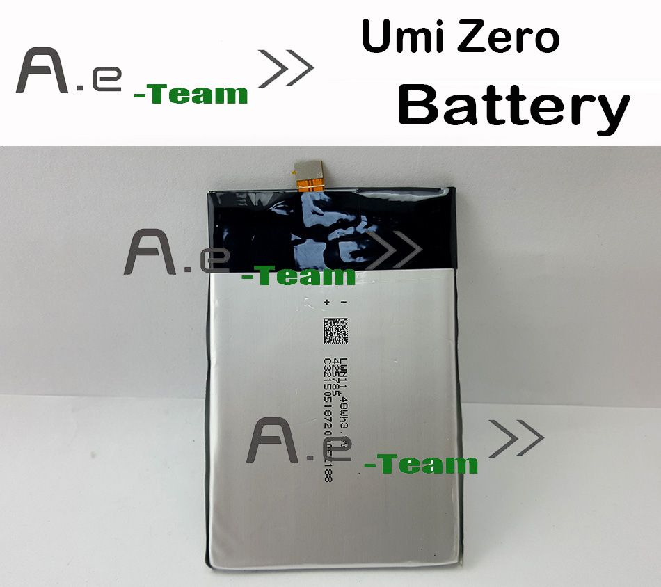 Umi Zero Battery 100 New 2780mah Replacement For Zte Blade Lux V830w Smartphone In Stock Free