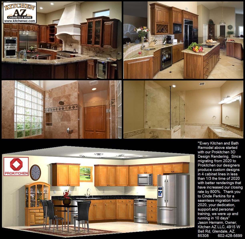 3D Vivid Color Kitchen Design Renderings Using #prokitchen Alluring Pro Kitchen Design Decorating Inspiration