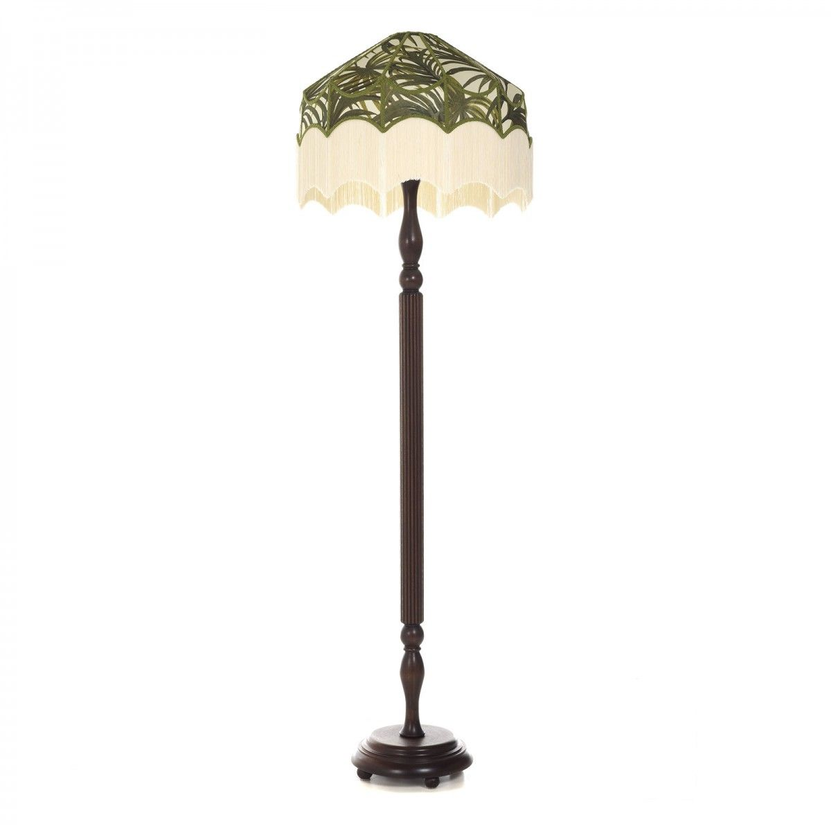 Palmeral Standard Lamp - Off white & Green | Lounge | Pinterest ...