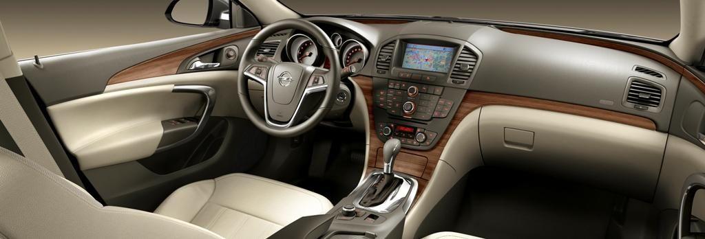 Opel Insignia Interior Auto Wielen