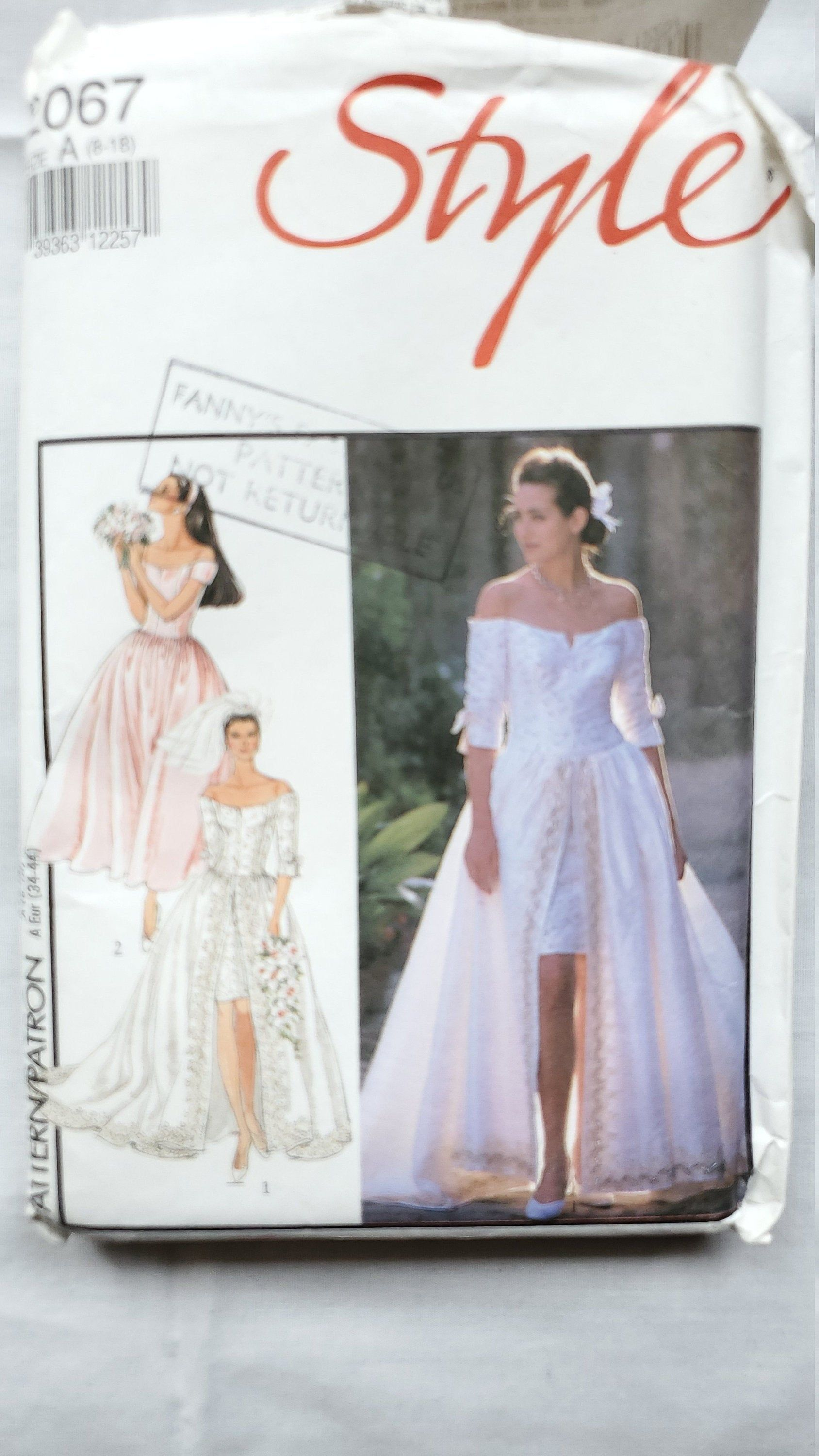 Sewing Pattern For Off The Shoulder Wedding Dress Bridesmaid Etsy In 2020 Patterned Bridesmaid Dresses Wedding Dress Patterns Wedding Bridesmaid Dresses