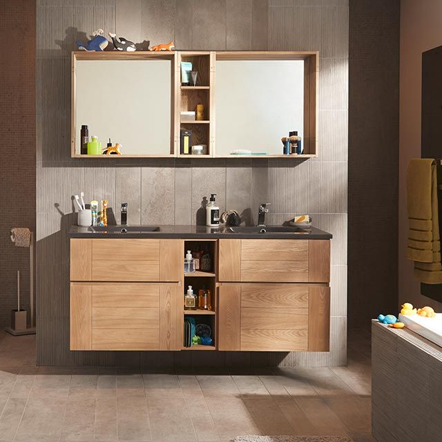 Castorama Fr Bathroom Shelf Decor Small Space Bathroom Design Bathroom Remodel Small Shower