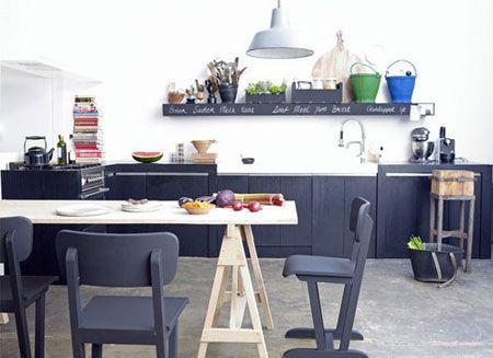 Keuken Voor Weinig : Een nieuwe keuken met weinig budget kitchen