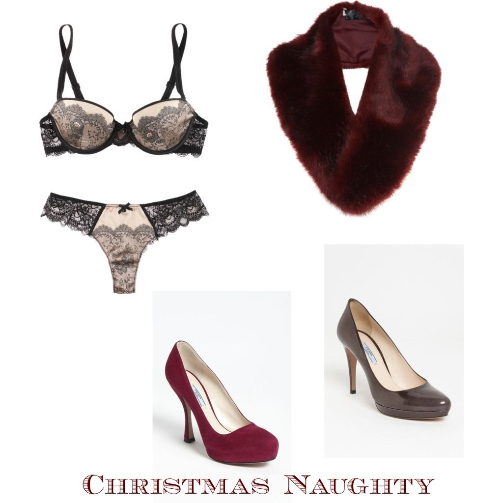 all I want for Christmas (naughty version)