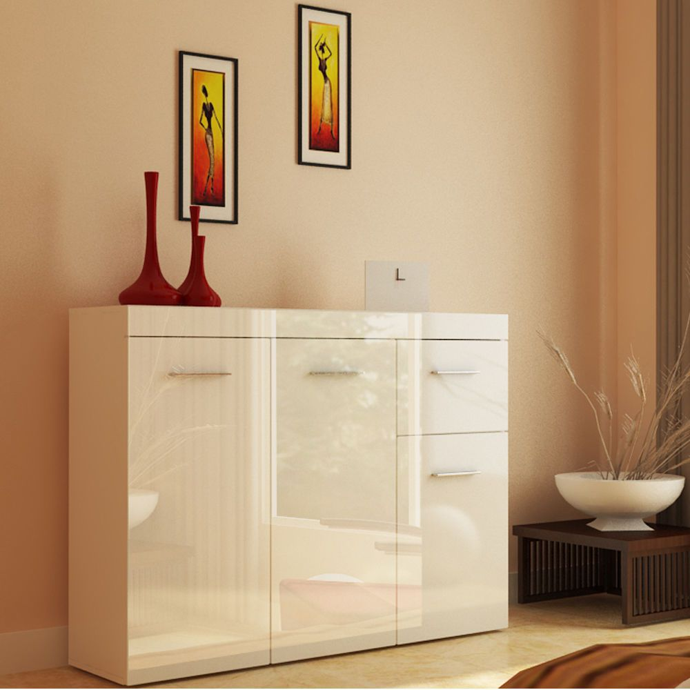 Mueble aparador c moda moderno brillante aparadores for Mueble castellano restaurado