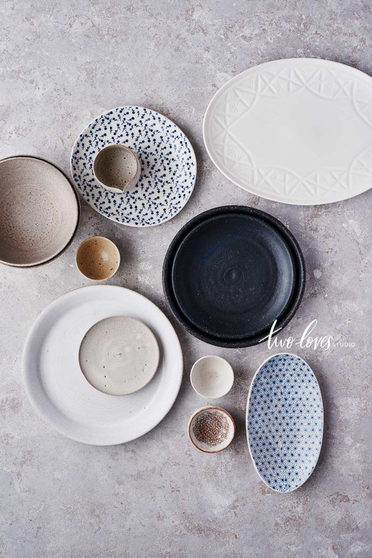 10 Food Styling Prop Tips That'll Save You Money - Two Loves Studio
