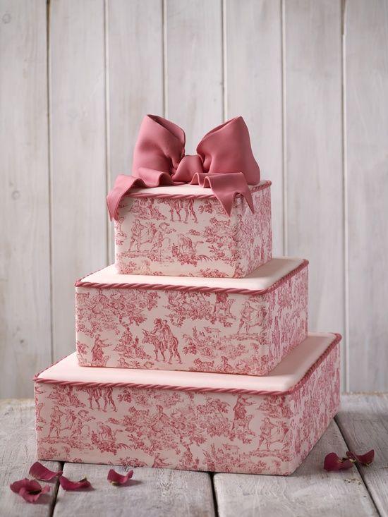 Toile cake