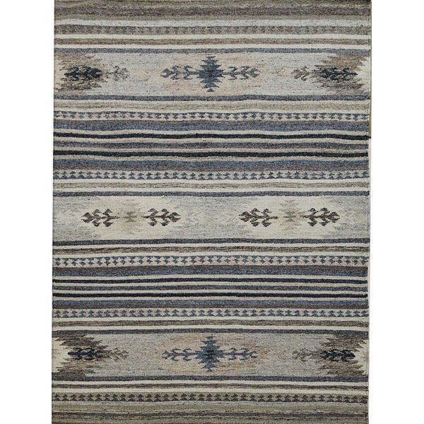Bakero Kilim 34412 Hand Woven Natural Area Rug Wayfair Co Uk