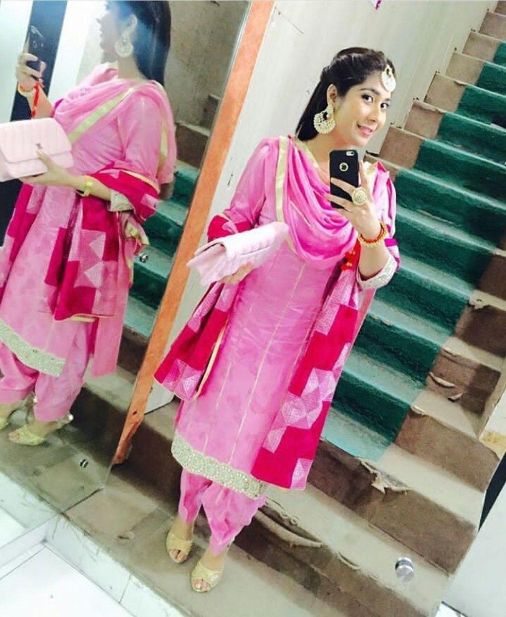 Pin by neeraja yadav on ny | Pinterest | Punjabi suits, Patiala ...