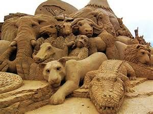 sand castles photos - Bing Images